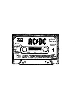 acdc-musicassetta