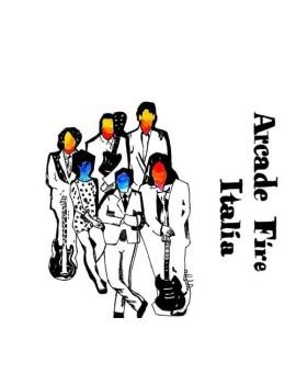 Arcade Fire Italia